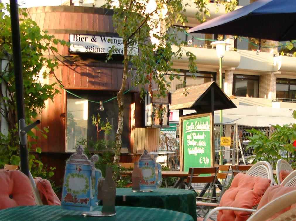 Parkhotel Deutsches Haus - Biergarten